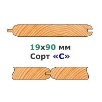 20х96,122,146 мм - Сорт «C»
